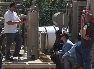 San Juan Compression Natural Gas Compressor Training