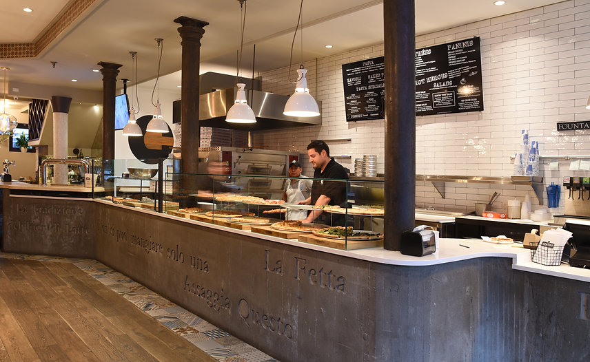Centro Pizza Bar & Italian Kitchen - Long Island City, NY