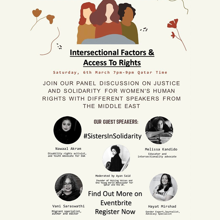 Intersectional Factors and Access To Rights