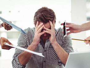 Hemp Combats Stress & Anxiety.