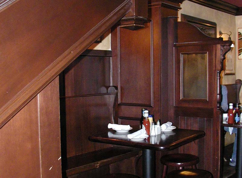 wallace-and-hinz-custom-residential-commercial-bar-company-made-in-usa-Beckett's High Top