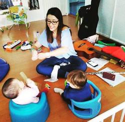 Música para Bebés   Prof. Sofia Trindade