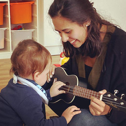 Música para Bebés   Prof. Sara César