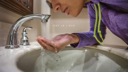 Day 18 | H2O