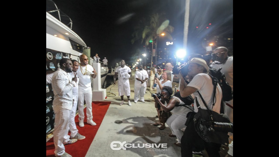 "Flo Rida ""My House"" Release Party"