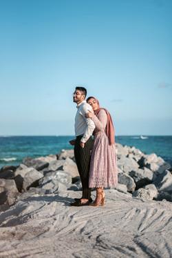 Myra and Zain, 2019