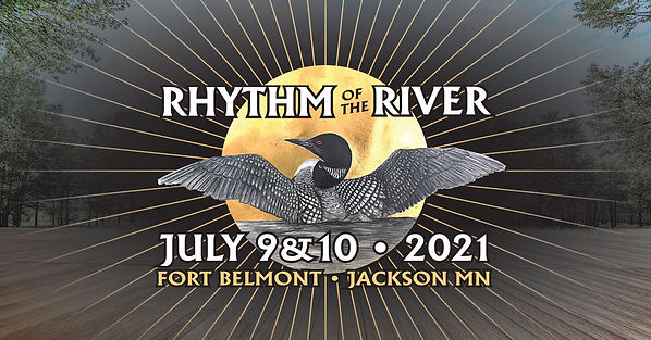 2021 Rhythm of the River Dates