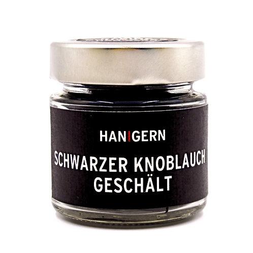 SCHWARZER KNOBLAUCH GESCHÄLT