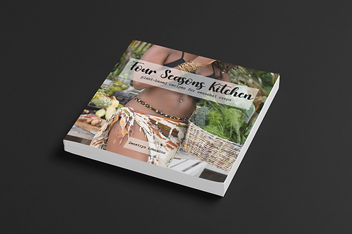 Four Seasons Kitchen Cookbook- Fall Equinox