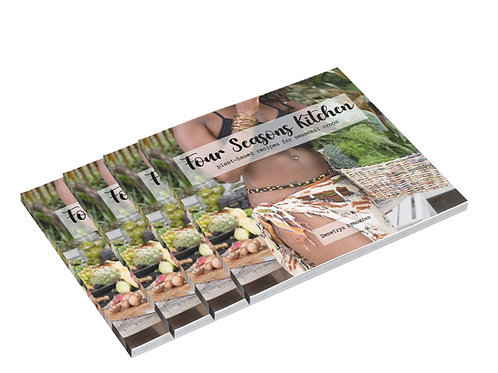 Four Seasons Kitchen Cookbook- Winter Solstice
