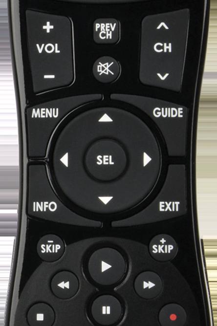 Wi-Fi LCD Screen Remote