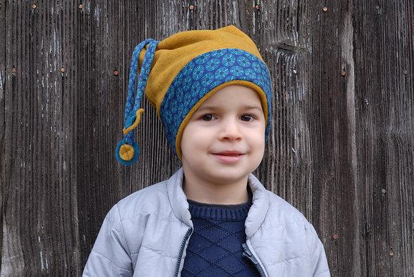 Bonnet enfant Moutarde 4/7 ans