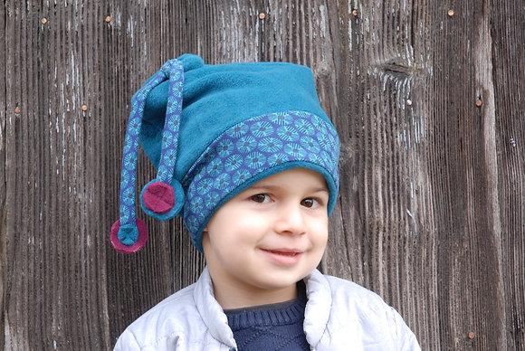 Bonnet Enfant Bleu 1/3 ans