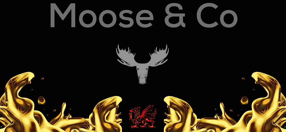 Moose & Co Welsh made gift suppliers and manufactures