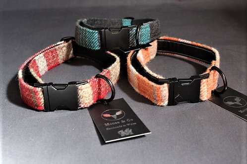 Wool Touch Dog Collars