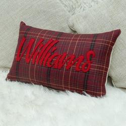 Williams Welsh Tartan Cushion