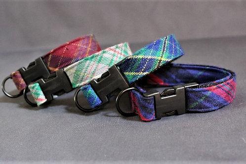 Welsh clan  Tartan Dog Collars