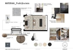 Materiaal_Massage ruimte