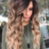 mocha-bronde-ombre-fall-hair-colors-2018