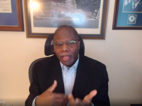Ron Moultrie on Cybersecurity in a Post-Covid World