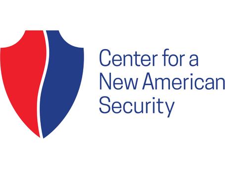 Paul Benfield Joins CNAS as Adjunct Senior Fellow in the Defense Program