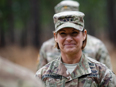 Lt. Gen. Laura Richardson on U.S. Army North's Role in the Homeland
