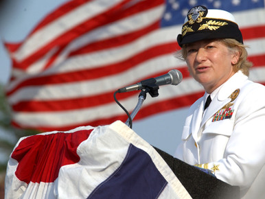 VADM (ret.) Ann Rondeau, President of the NPS, on Leveraging Technological Innovation