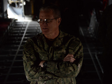 Vice Admiral Tim Szymanski on Emerging Technologies and the Future of Warfare