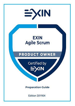 Exin Agile Scrum PO Preparation Guide.JP