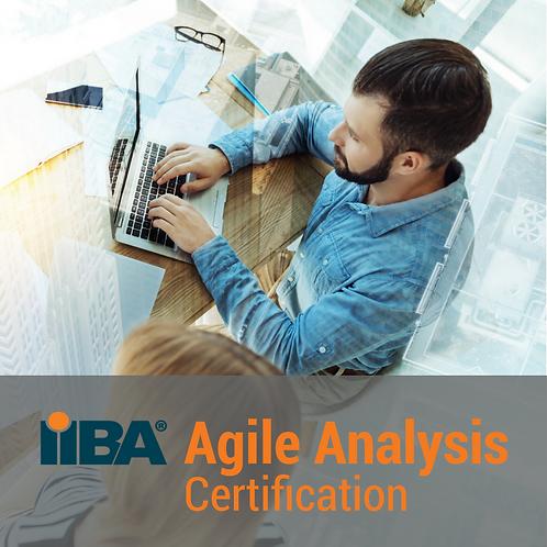Curso EaD: Preparatório Certificação IIBA-AAC