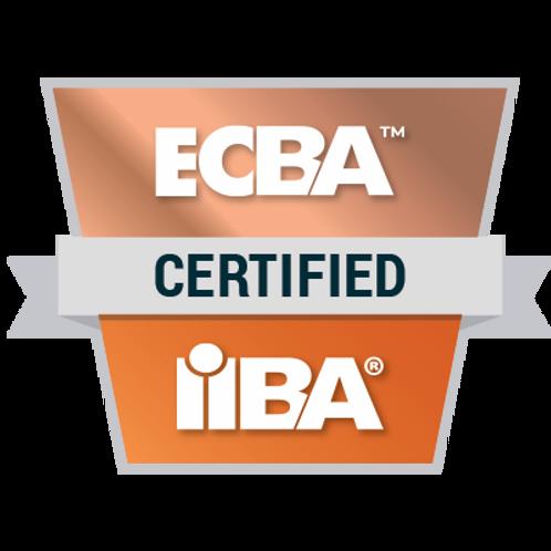 Curso EaD: Preparatório Certificação ECBA