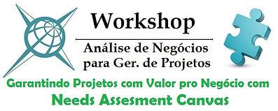 Workshop Análise de Negócios para Ger. Projetos
