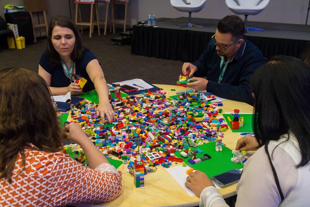 LEGO Serious Play 16SIGP PMI-SP 4