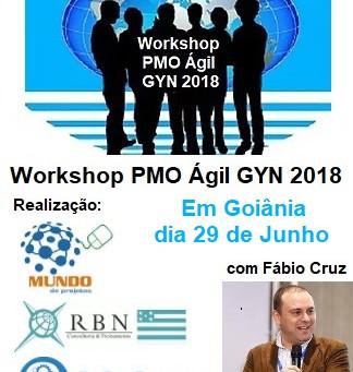 O Workshop PMO Ágil em Goiânia foi um sucesso. Veja como foi...