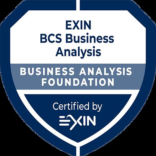 Curso EaD: Preparatório Certificação Exin Business Analysis Foundation