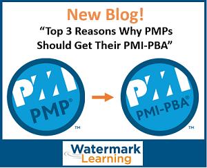 ARTIGO: Três razões por que os PMPs deveriam obter a Certificação PMI-PBA