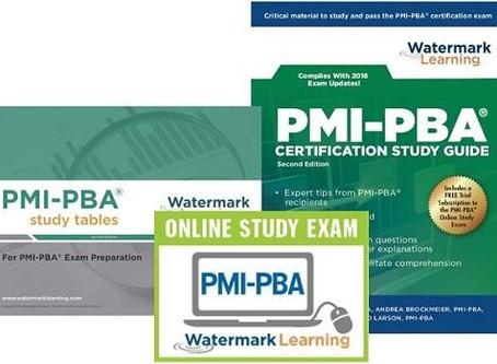 O novo material para a Certificação PMI-PBA V2.0 já está disponível no Brasil.