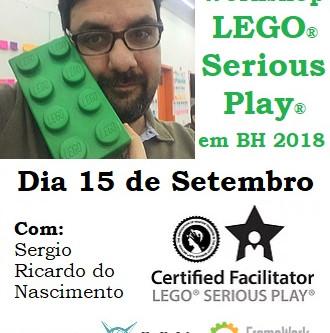 LEGO® Serious Play® em BH