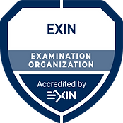Logo AEO Accreditation EXIN_EXIN_Badge_E