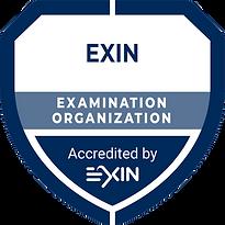 Logo AEO Accreditation EXIN_EXIN_Badge_E