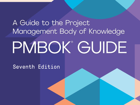 O PMI disponibiliza o Draft do PMBOK 7th Edition para acesso e revisão.
