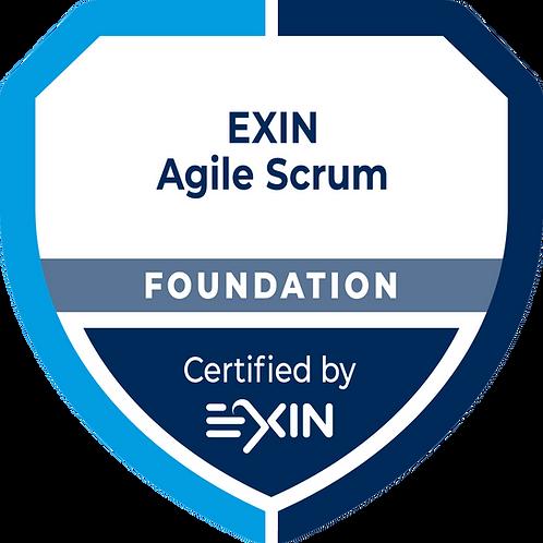 Curso OaV: Certificação Exin Agile Scrum Foundation