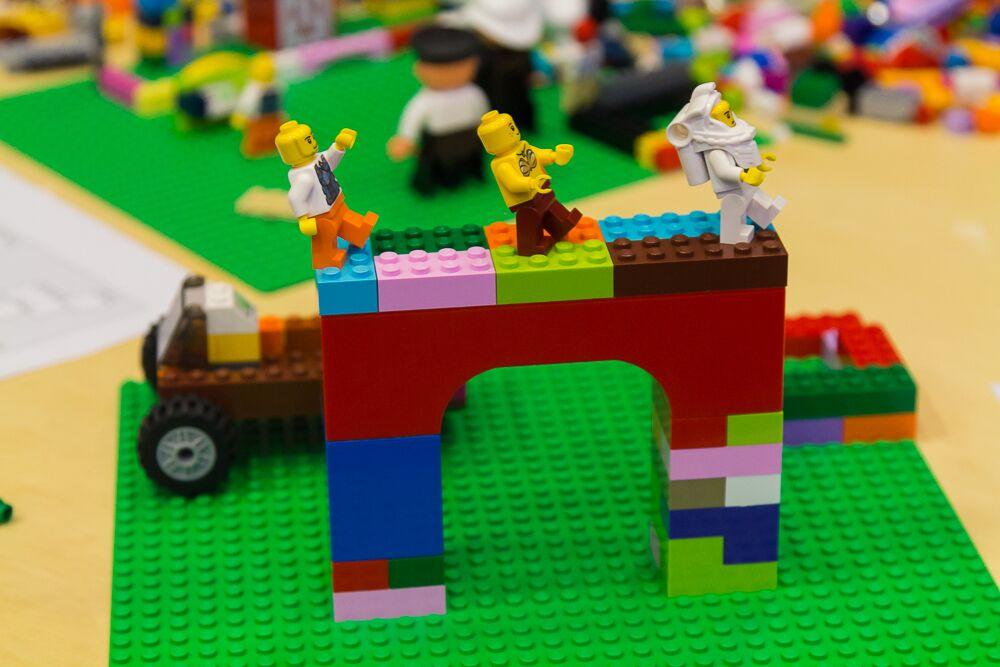 LEGO Serious Play 16SIGP PMI-SP 5