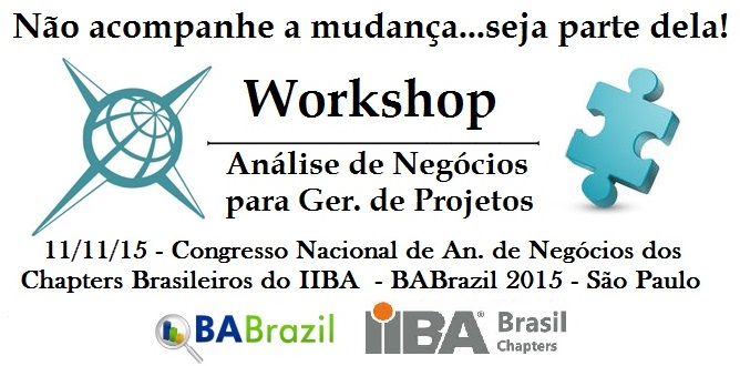 Workshop AN para GP - BABrazil 2015
