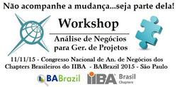 Workshop AN para GP - BABrazil 2015