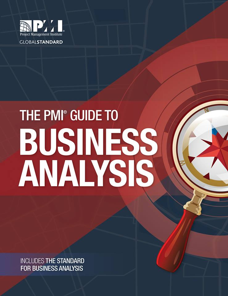 PMI Guide to Business Analysis - Capa