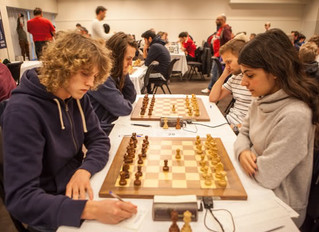 Kragerø Resort Chess 2019