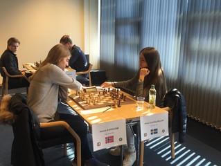 Stavanger Norway Chess NGP og Landskamp mot Sverige