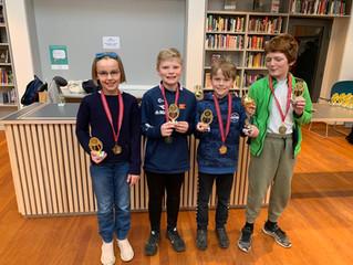 Kretsmesterskap i sjakk for Rogaland 2019
