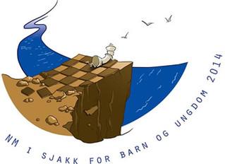 NM i sjakk for barn og ungdom 2014